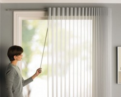 Silhouette, Pirouette, and Luminette Sheer Window Blinds